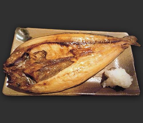 北海道花魚一夜干