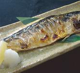 北海道鹽燒鯖魚
