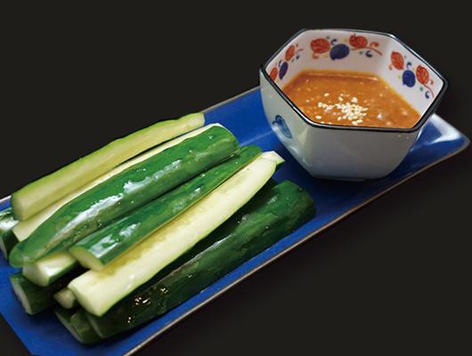 赤味噌黃瓜